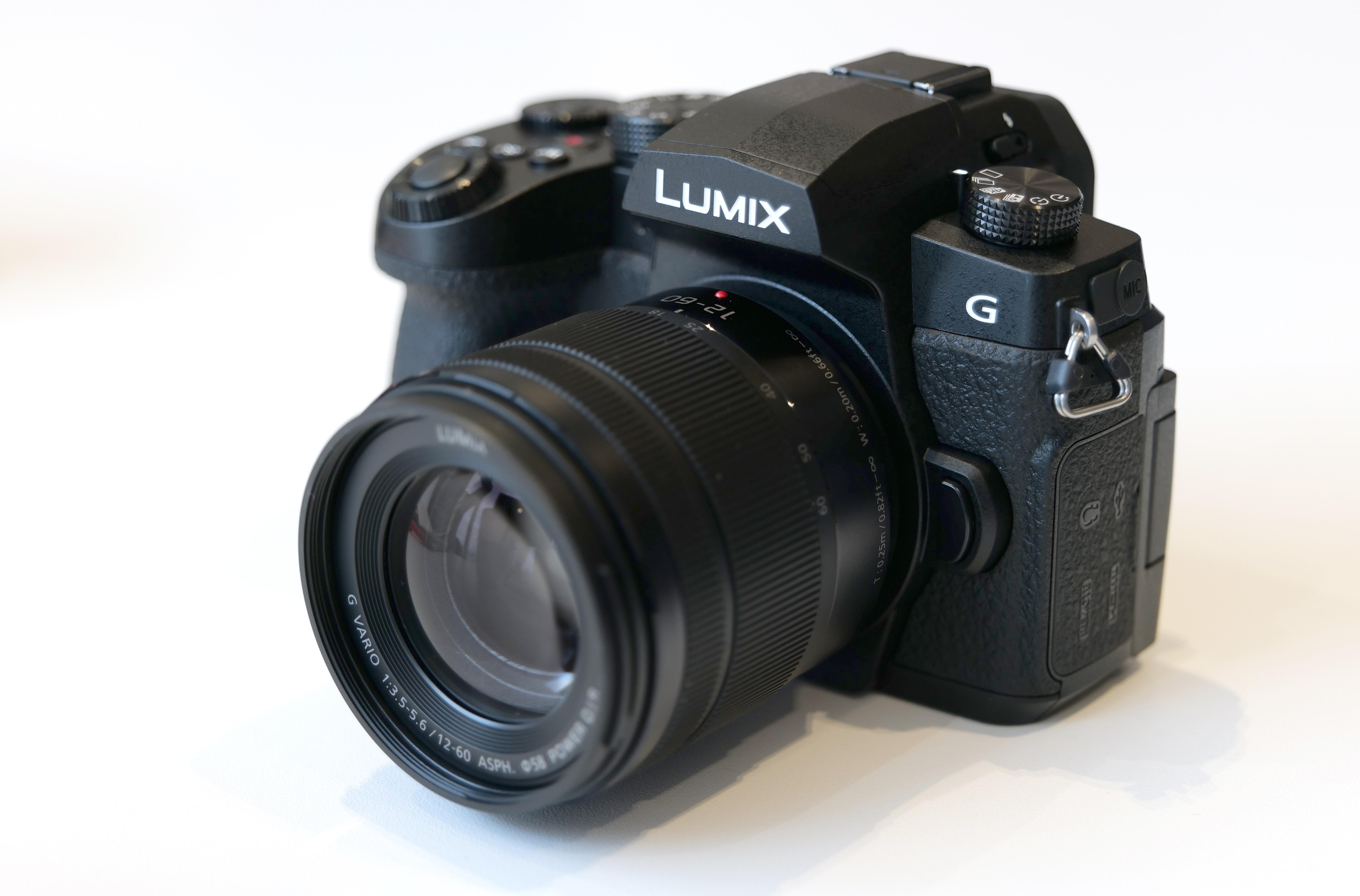 New Firmware Updates For Panasonic Lumix S and G Series