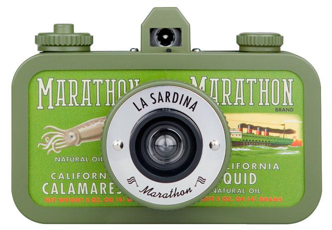 Lomography La Sardina Marathon