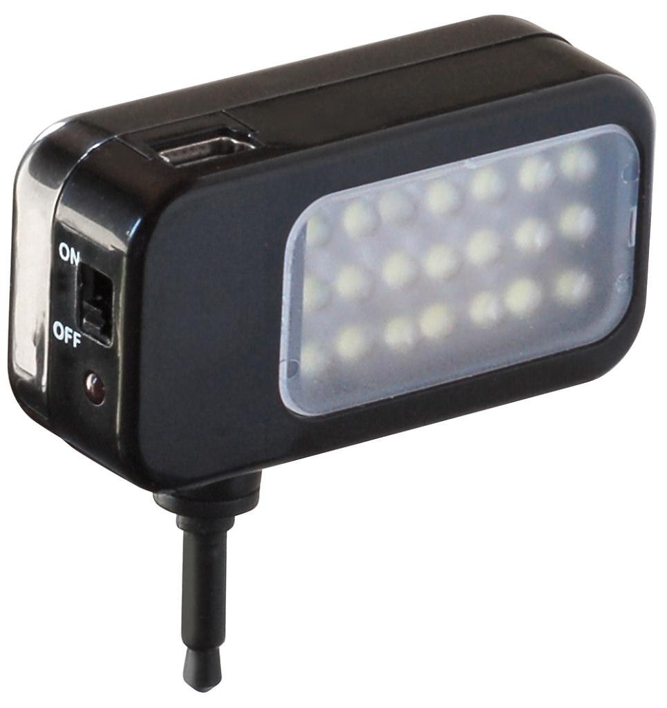 Led Lighting For Camera Phones Tablet Full Hd Do 500 Zl Smonet Wireless Hd Camera Cctv Security Kit Hd Tv Shows Stream: New LED Light For Smartphones & Tablets