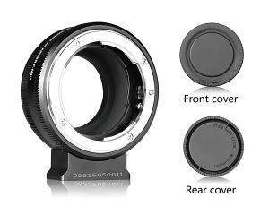 New Meike Nikon F Mount Lens To Mirrorless Camera Adapter