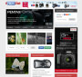 Thumbnail : New Mobile-Friendly Design For Pentax Portal