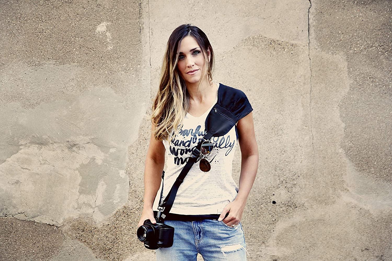 Nicole Elliott Camera Sling