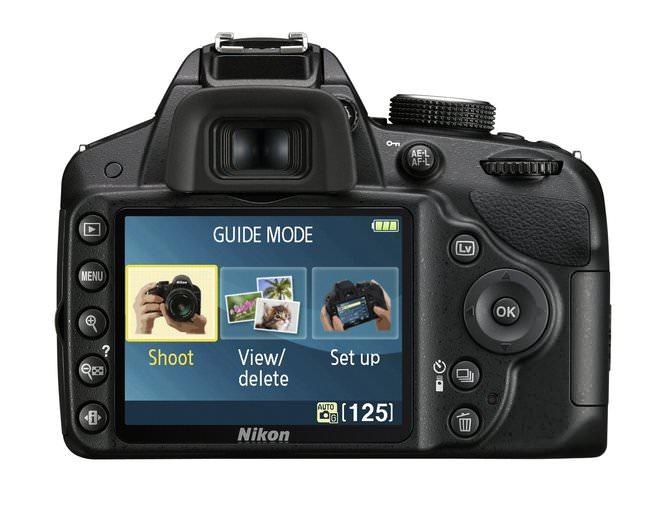 D3200 BK G Mode E