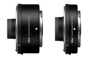 New Nikon Z Teleconverters Extend Reach Of Nikon Z Lenses