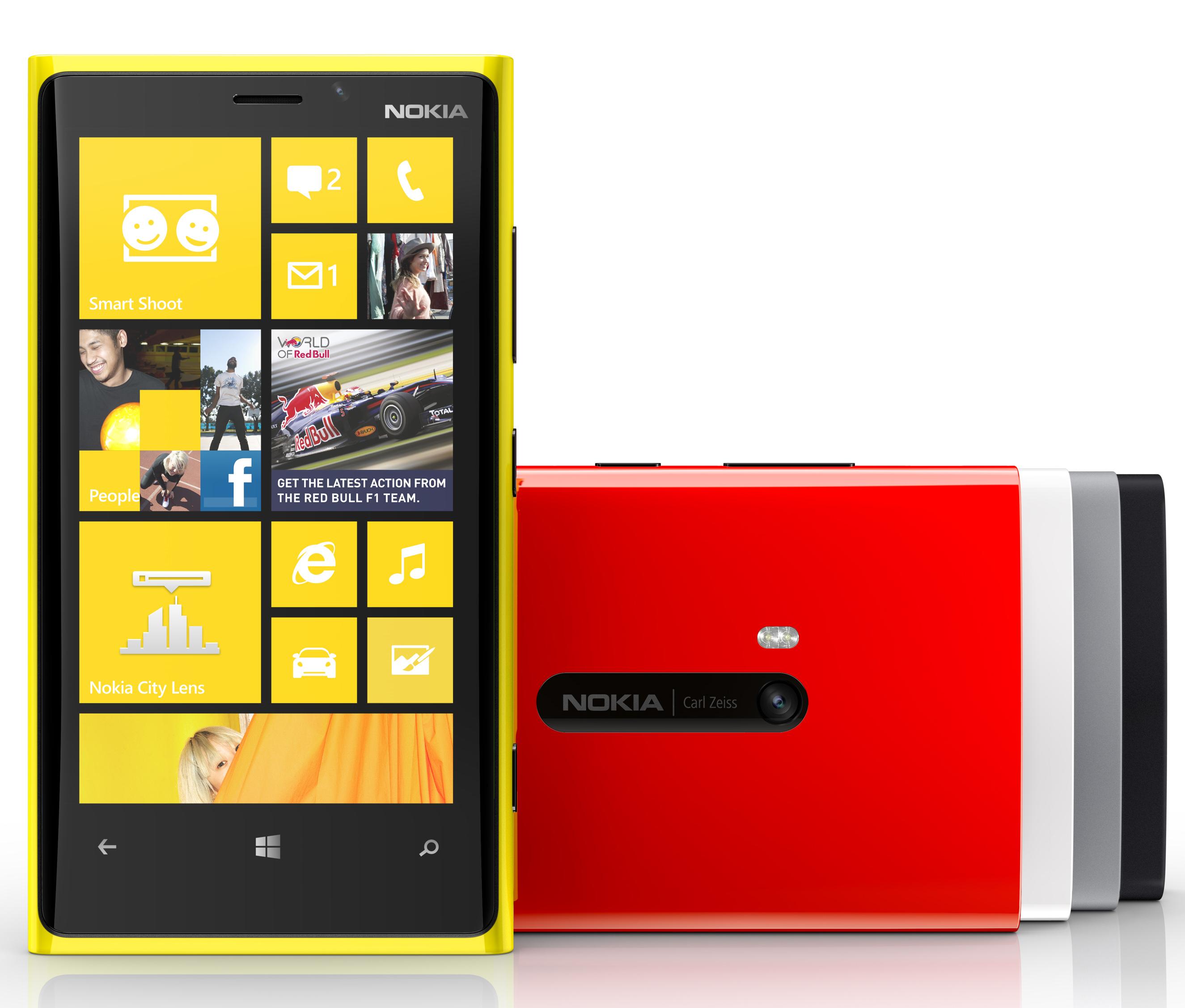 Nokia Lumia Range Of Smartphones Announced