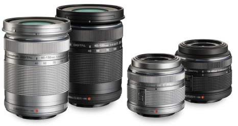 Olympus PEN Kit lens