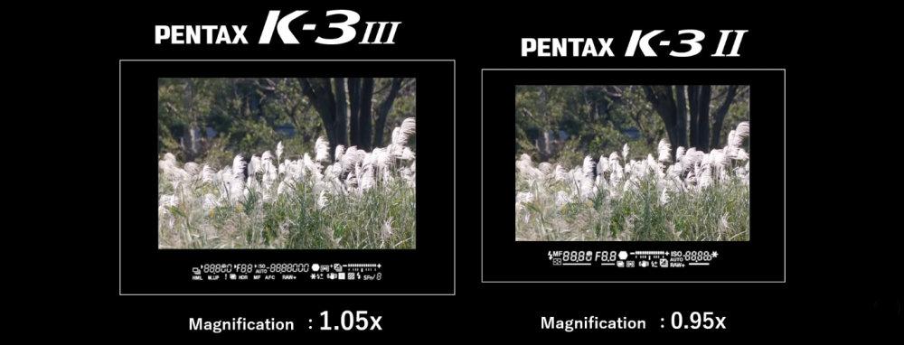 Pentax K3 Iii Viewfinder  