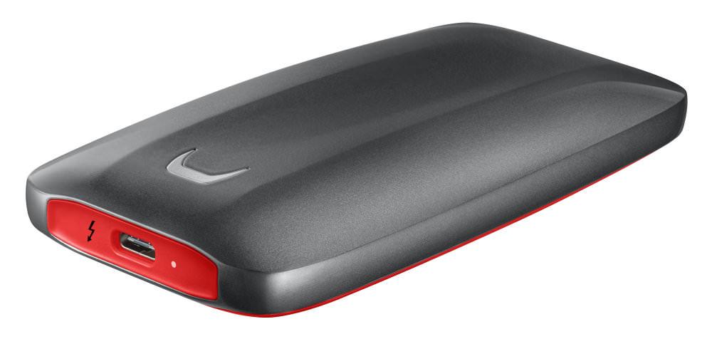 Portable SSD X5