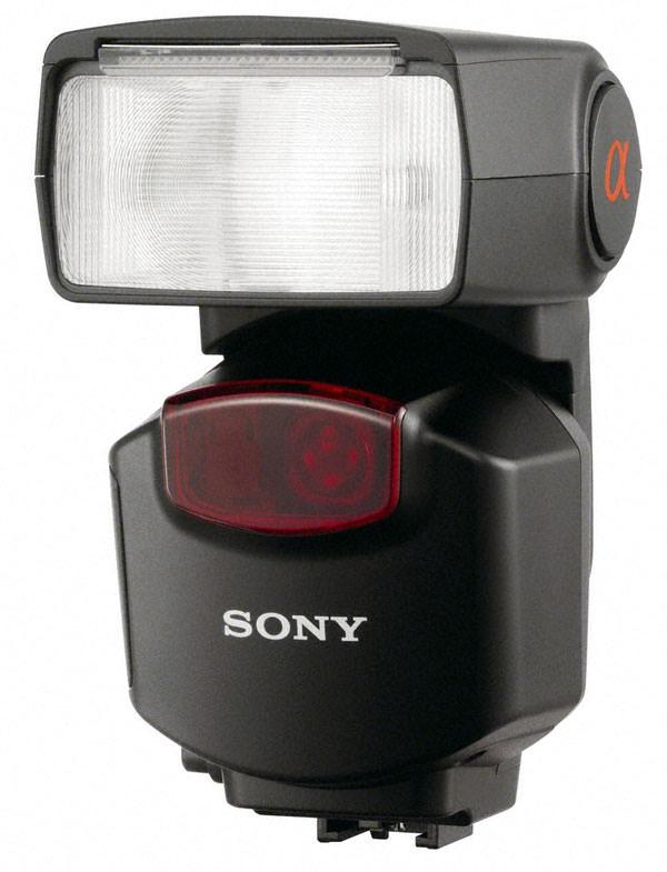 HVL-F43AM external flash