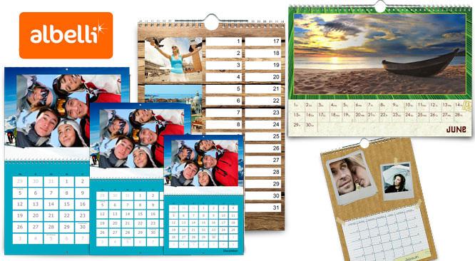 Albelli Calendars