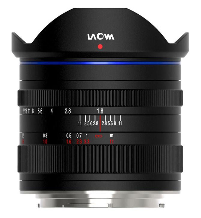 Laowa 12mm f/1.8 MFT