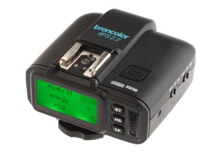 New RFS 2.2 Triggers & Strip Grid From broncolor