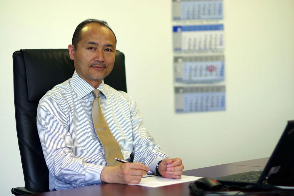 Mr Hiroshi Onoda