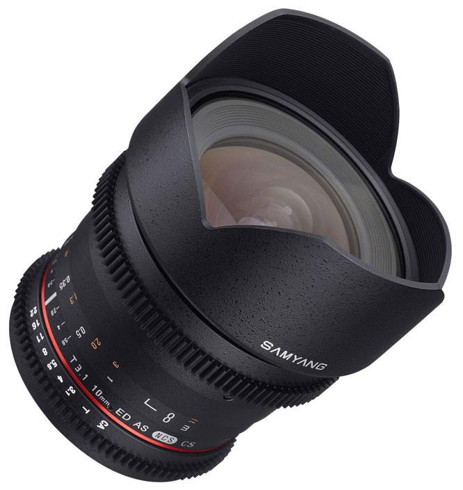 Samyang 10mm T3.1