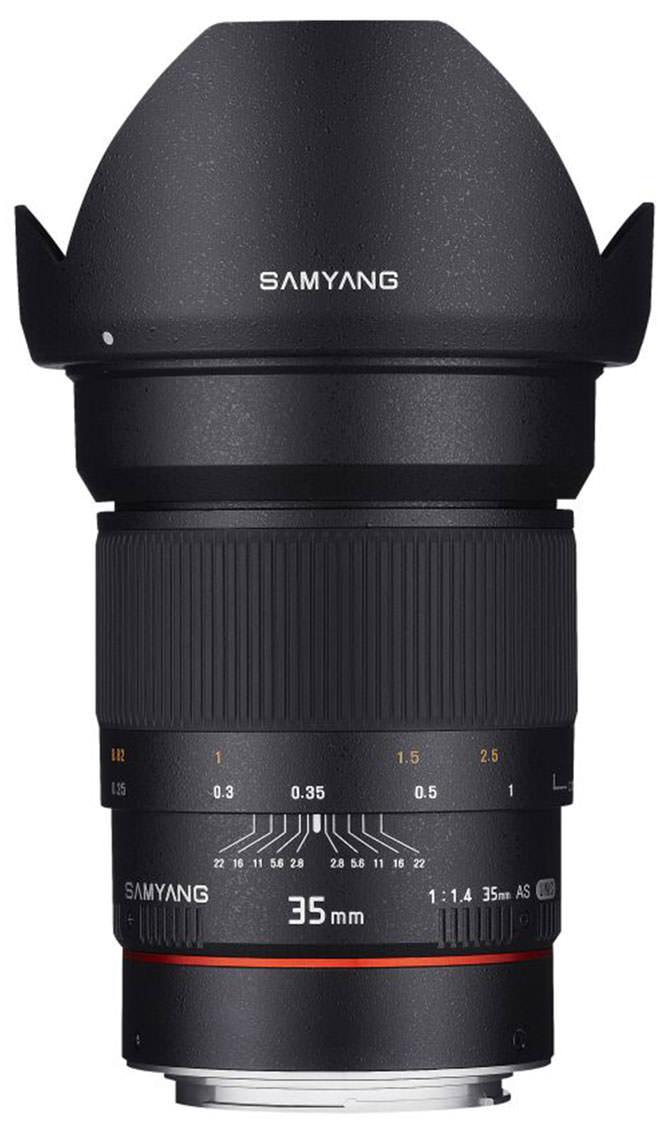 35mm f/1.4 Canon AE