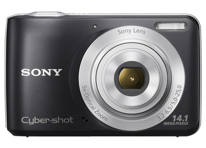 Cyber-shot DSC-S5000