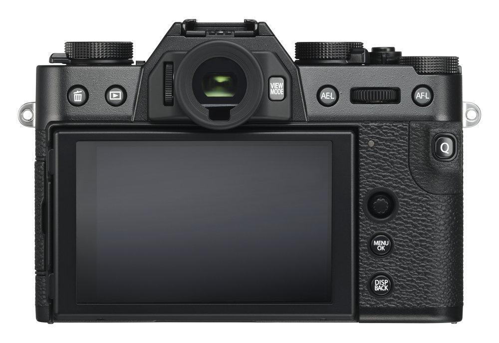 FX T30 Black Back