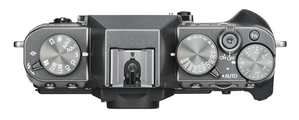 FX T30 CharcoalSilver Top