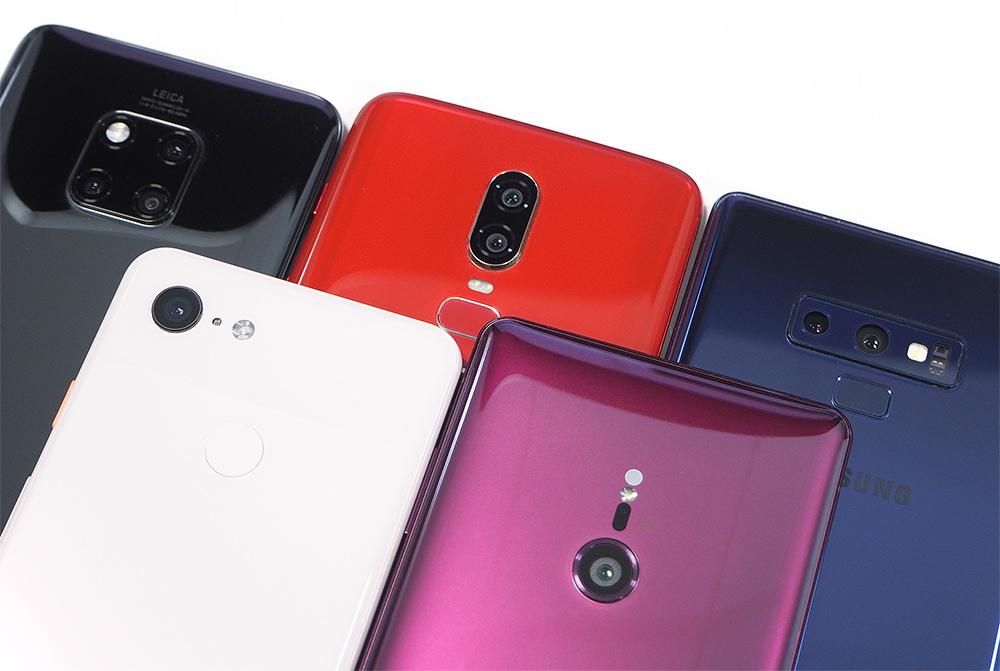 Top Smartphones For Low-Light