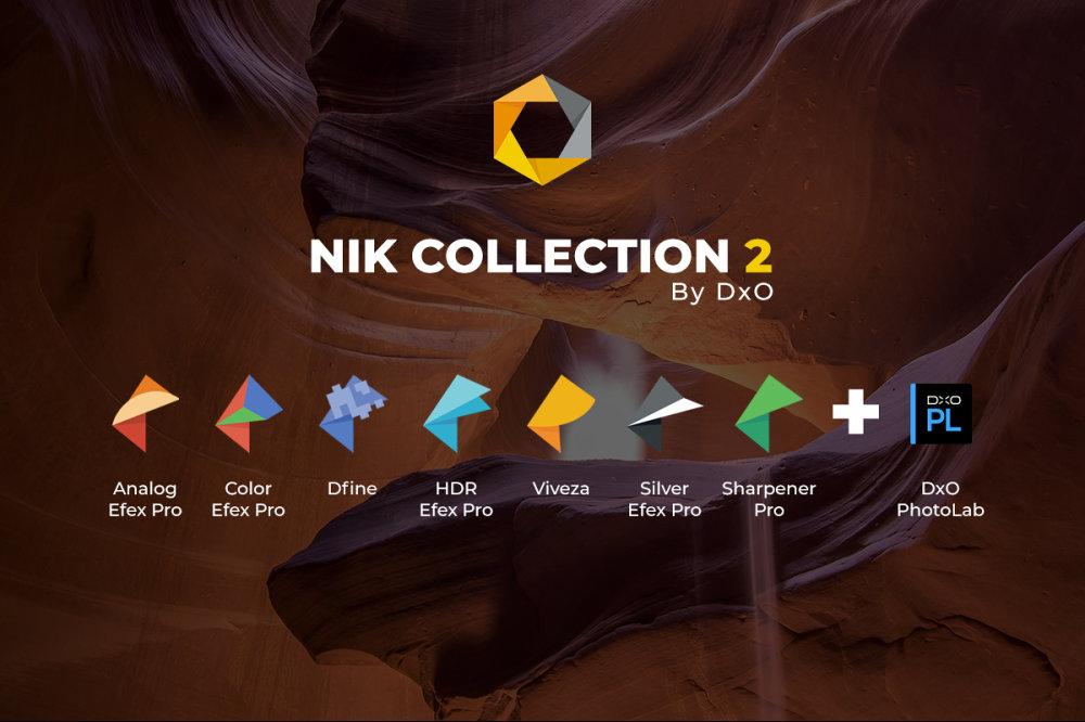Nik Collection 2 Plugins |