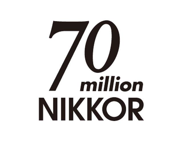 70 million nikkor