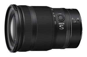 Nikkor Z 24-120mm f/4 S Lens Announced