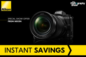 Nikon 'The Photography Show' Special Offers Will Be Available Online