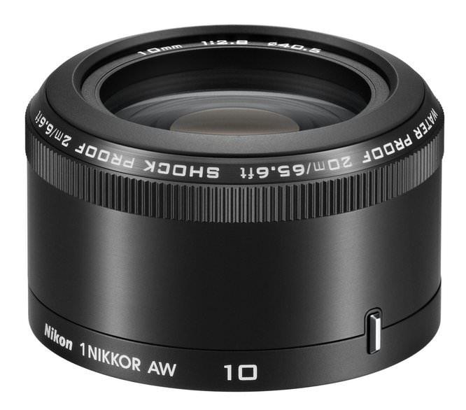 1 NIKKOR AW 10mm f/2.8