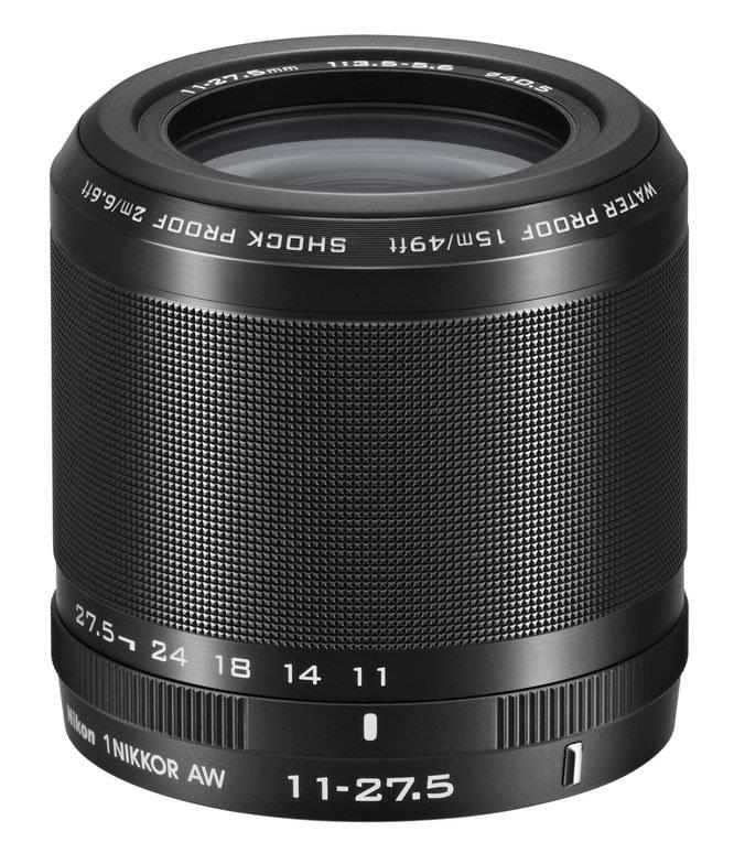 Nikkor AW 11-27.5mm f/3.5-5.6