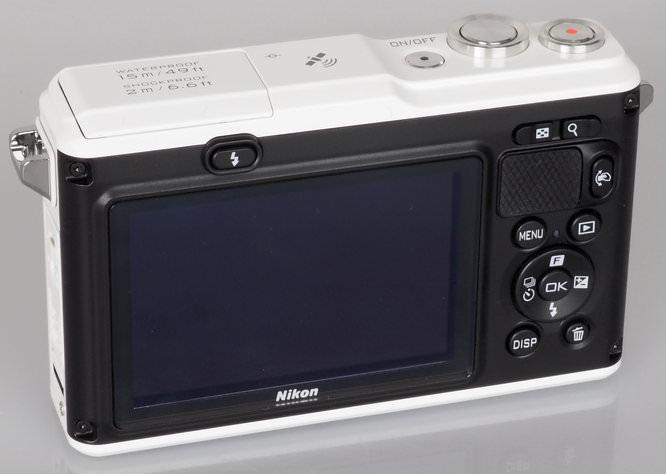 Nikon 1 AW1 White (10)