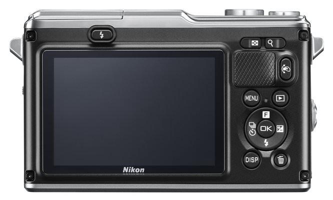 Nikon AW1 SL Back