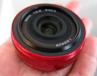 10mm pancake lens