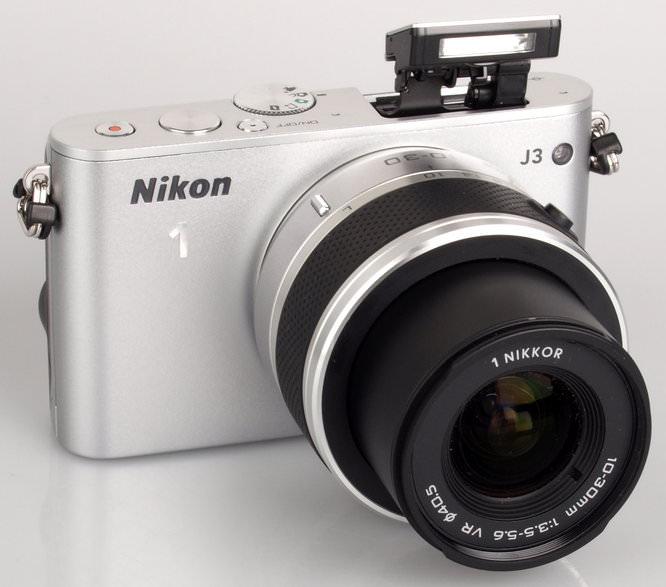 Nikon 1 J3 Silver (4)