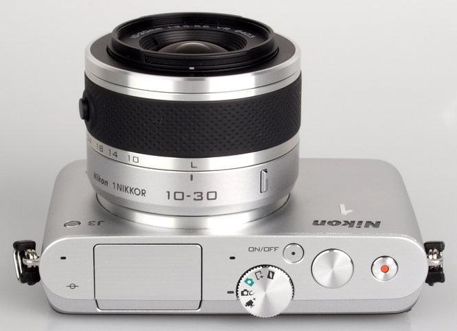 Nikon 1 J3 Silver (6)