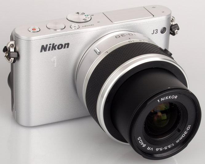 Nikon 1 J3 Silver (3)