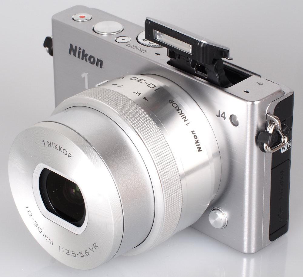 Nikon 1 J4 Silver (4)