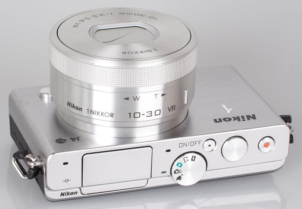 Nikon 1 J4 Silver (5)
