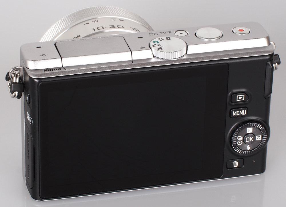 Nikon 1 J4 Silver (6)