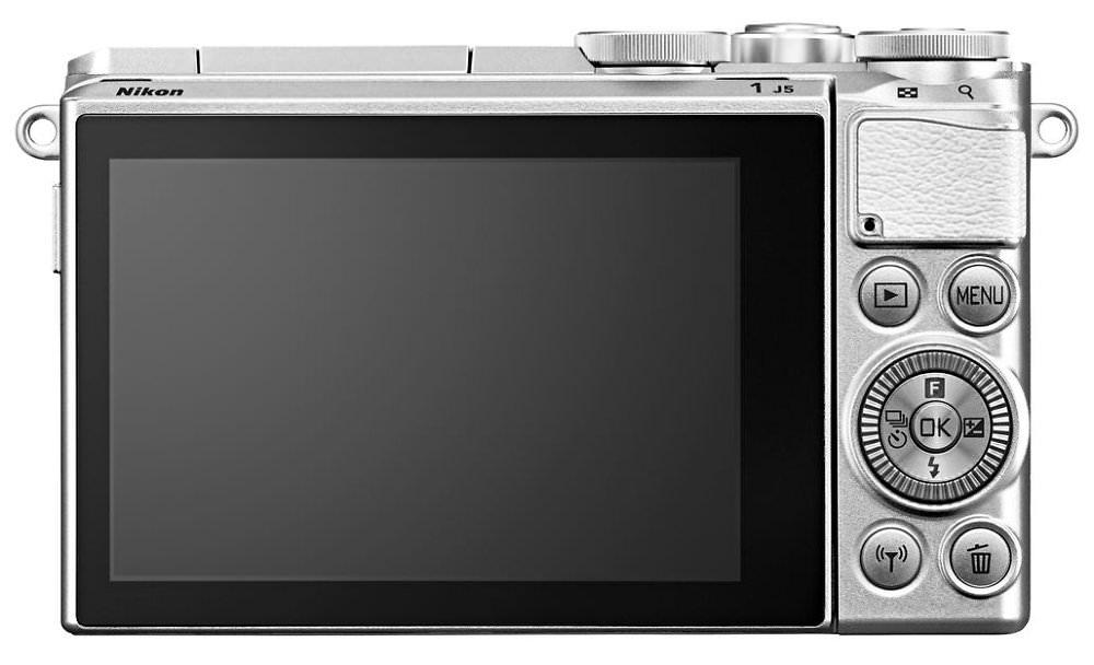 Nikon 1 J5 Rear White