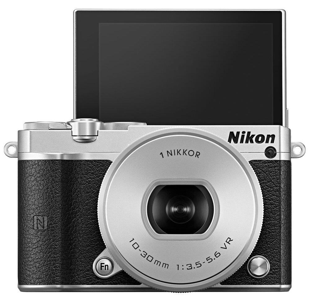 Nikon 1 J5 Silver