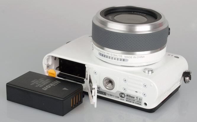 Nikon 1 S1 White (12)