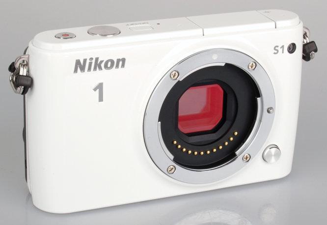 Nikon 1 S1 White (3)