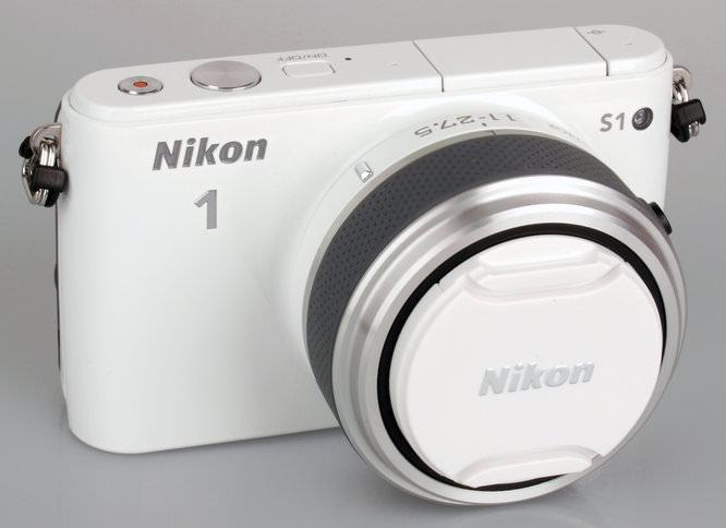 Nikon 1 S1 White (4)