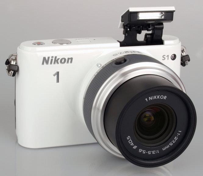 Nikon 1 S1 White (7)