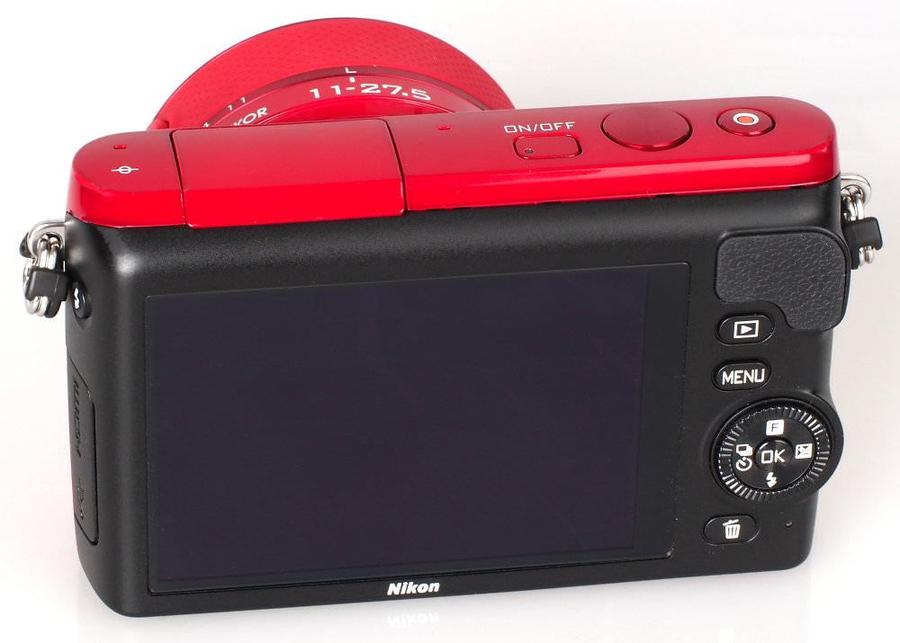 Nikon 1 S2 Red (1)