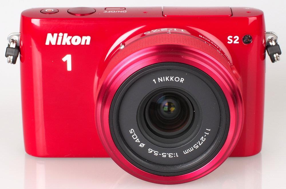 Nikon 1 S2 Red (2)