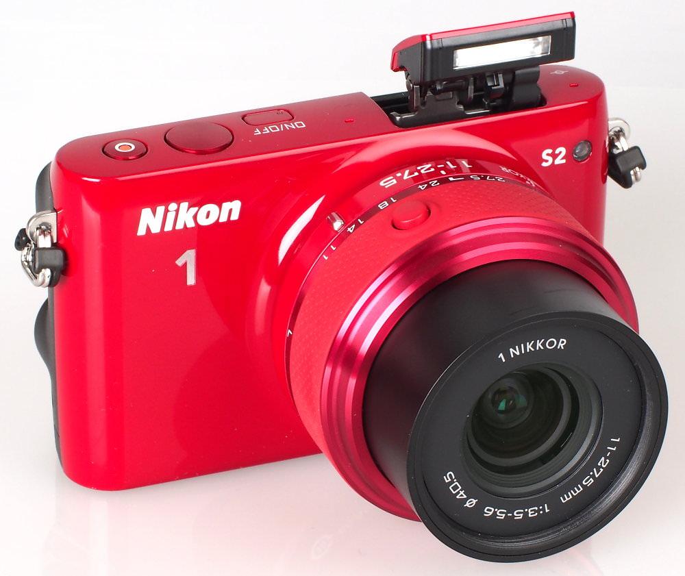 Nikon 1 S2 Red (4)