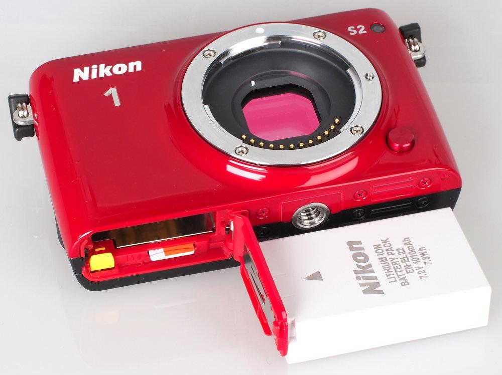 Nikon 1 S2 Red (6)