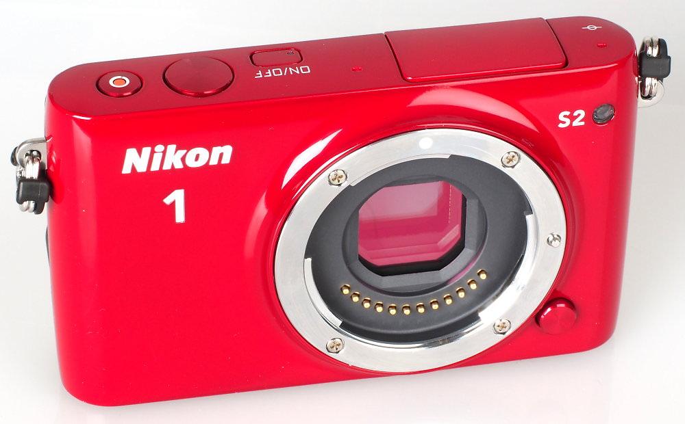Nikon 1 S2 Red (8)