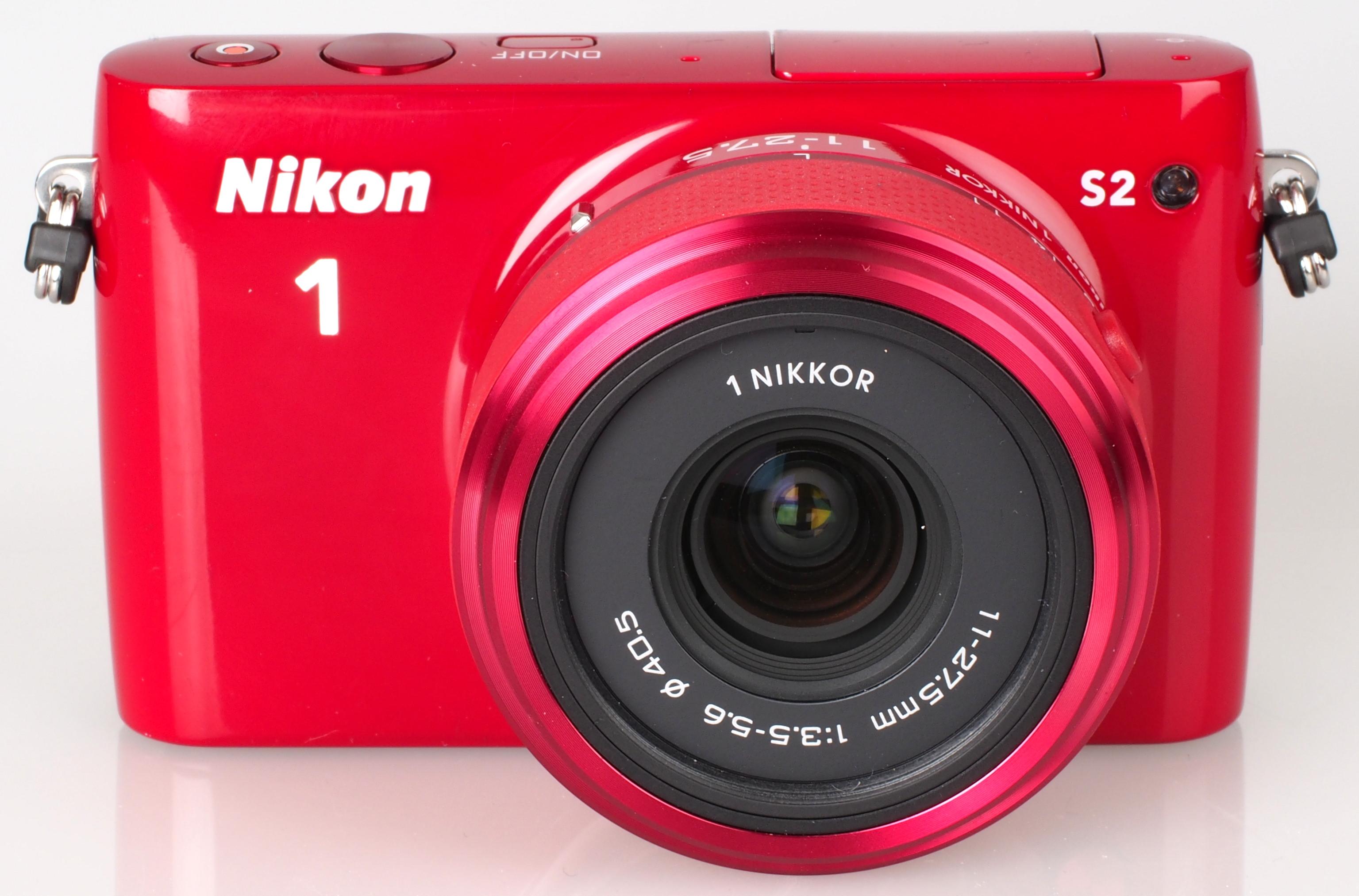 Nikon 1 S2 Camera Last